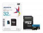 KARTA PAMIĘCI 32GB micro SDHC class 10 + ADAPTER SD