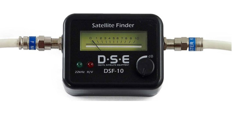 miernik do anteny Mistral SAT45