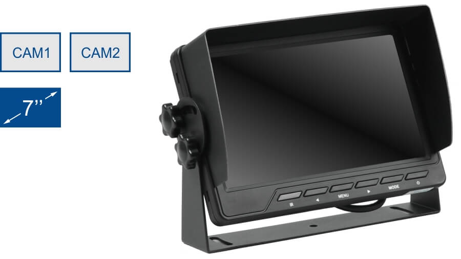 Monitor MVS7 BASIC 720P -obraz