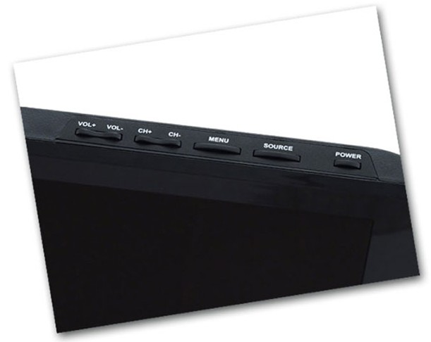obudowa telewizora samochodowego Mistral 15,6'