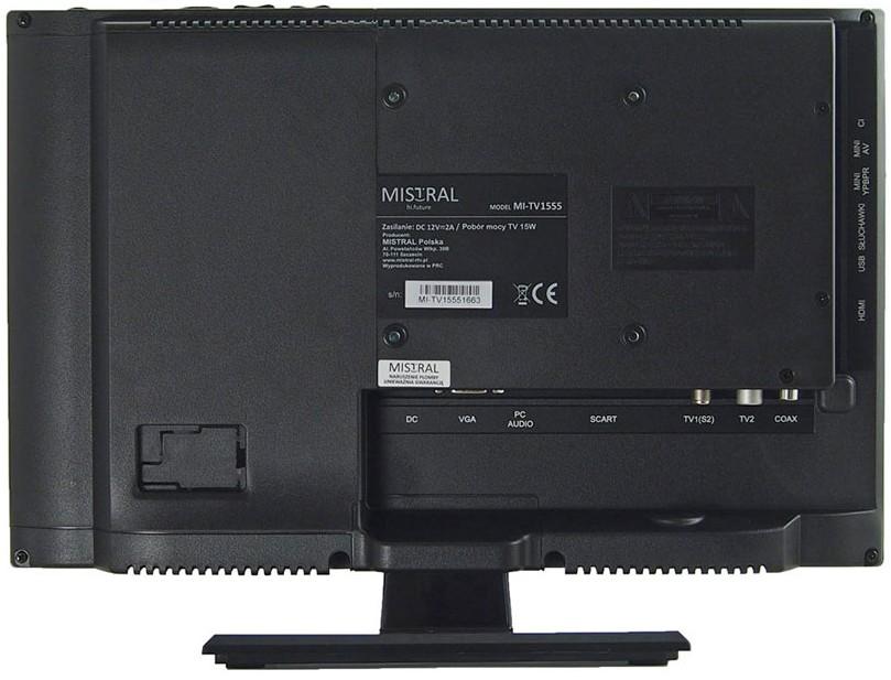 obudowa2 telewizora samochodowego Mistral 15,6'